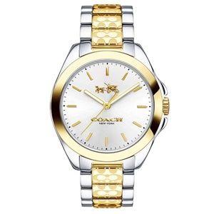 Coach Women's Tristen 36mm Bracelet Watch